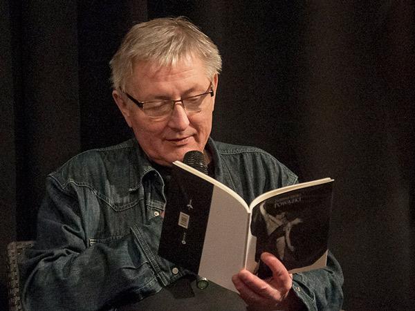 Sosnowski czyta Powązki