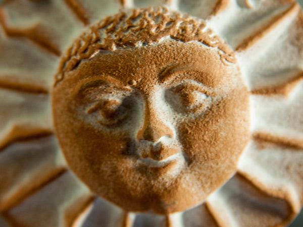 Zdjęcie - Uśmiechnięte słońce