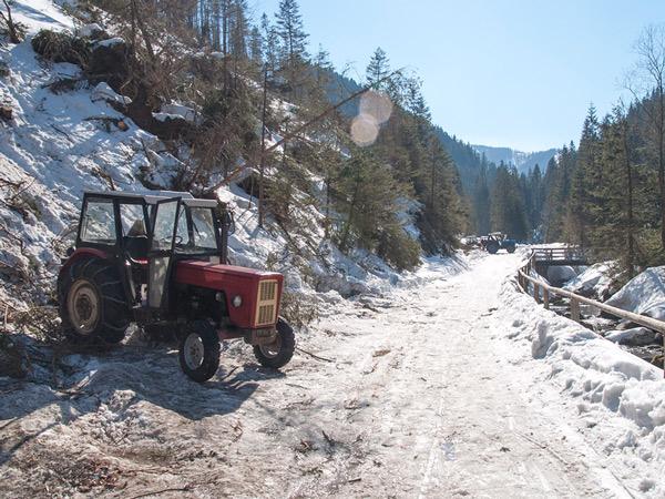 Zdjęcie - Traktor