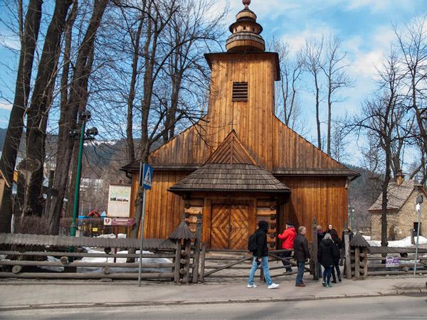 Zdjęcie - Kościół Matki Bożej Częstochowskiej