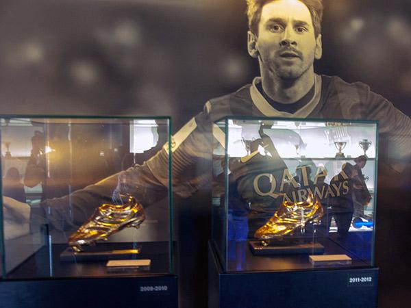 Złote buty Messiego
