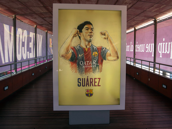 Zdjęcie - Suarez