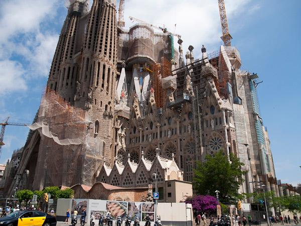 Zdjęcie - Sagrada Família