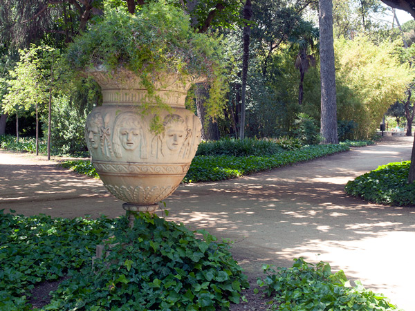 Zdjęcie - Parc de Pedralbes