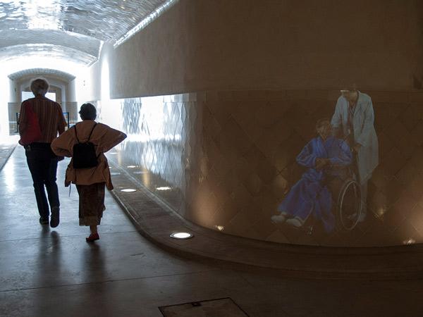 Zdjęcie - Podziemny korytarz