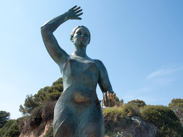 Zdjęcie - Pomnik żony marynarza