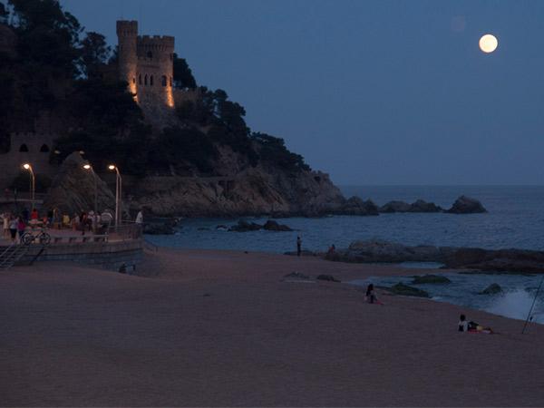 Zdjęcie - Zamek w Lloret de Mar