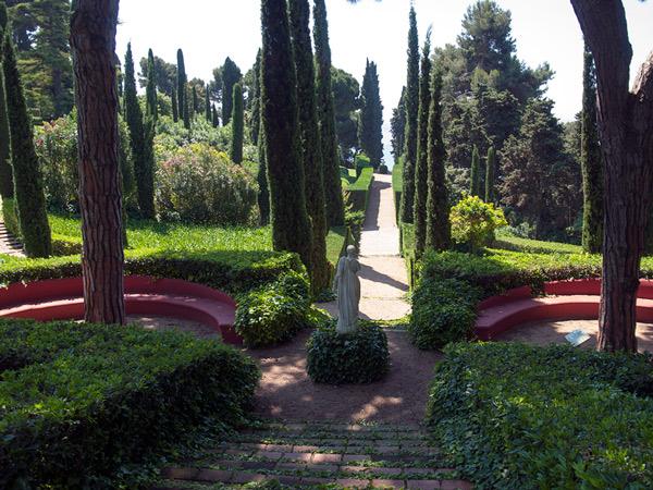 Zdjęcie - Ogrody św. Klotyldy