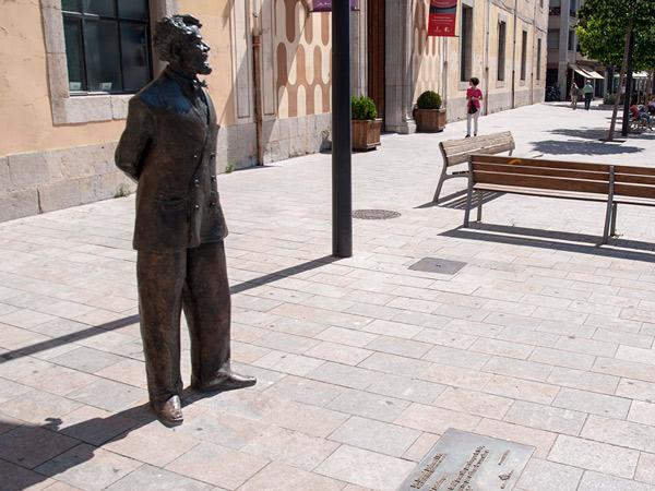 Plaça d en Pompeu Fabra