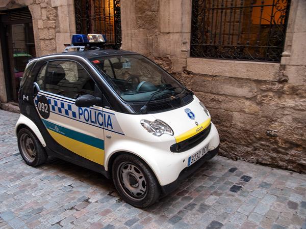 (mini) Policia