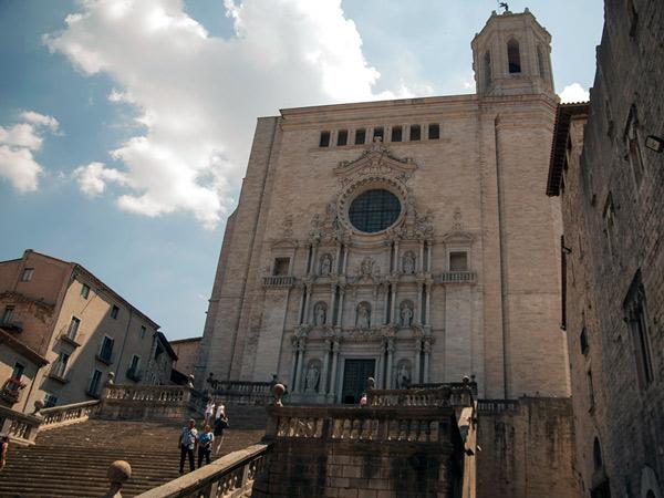 Zdjęcie - Katedra w Gironie