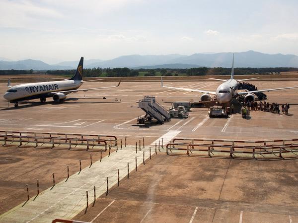 Zdjęcie - Girona lotnisko
