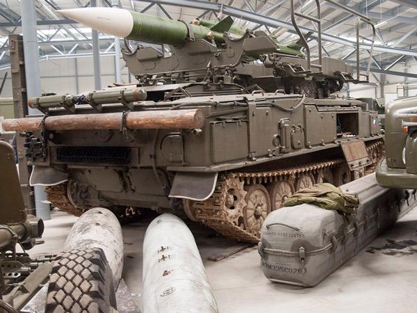 Wojenne muzeum