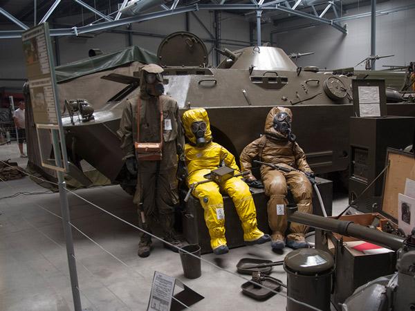 Zdjęcie - Wojenne muzeum