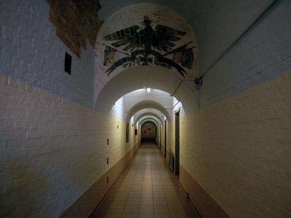 Korytarze fortu