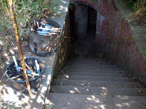 Zdjęcie - Wejście do podziemi