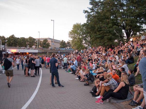 Zdjęcie - Przed koncertem