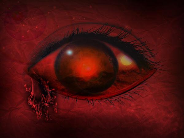 Czerwone oko